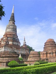ruins of Ayutthaya | by Jill .... back in the Philippines