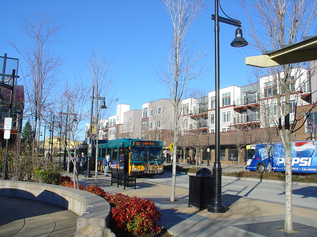 Renton Transit Center