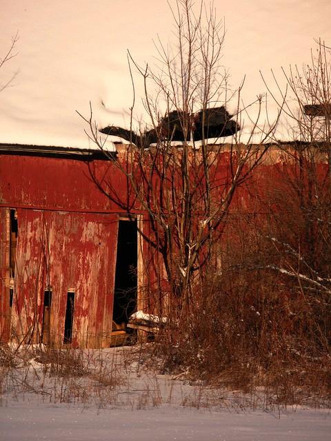 Wallingford barn
