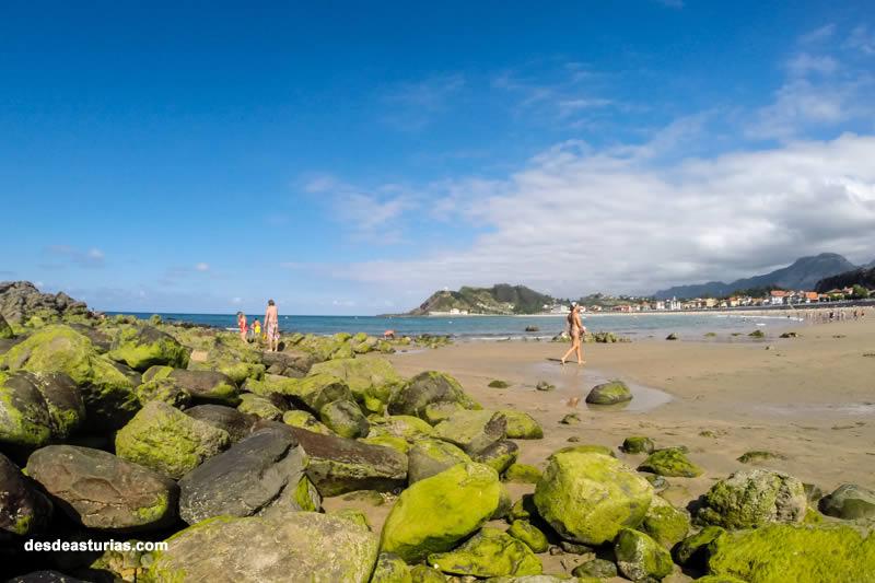 Playas de Ribadesella