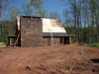 Reconstruction  Shelter Mayo River NC SP 9659