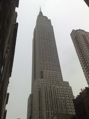 Empire State Building   by markhillary