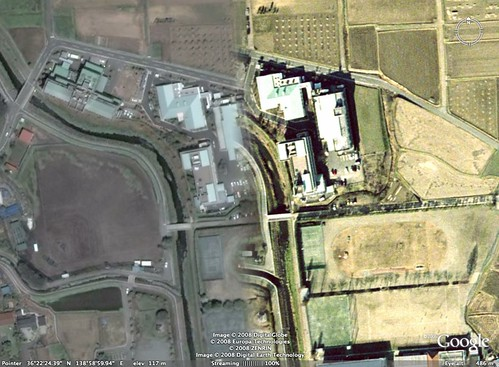 japan gunma geo:lat=36372723 geo:lon=138983005 geotagged aerialview googleearth 日本 群馬県 honshuu 本州 kantou 関東