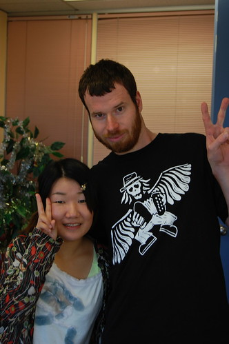 Martin & Naoko