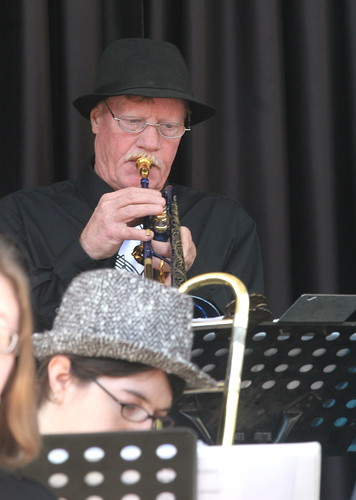 Don on Trumpet   by Thursday Night Music Club