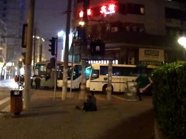 Huangpu night