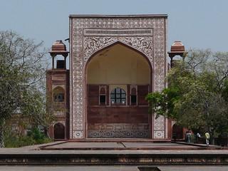 East gate   by varunshiv