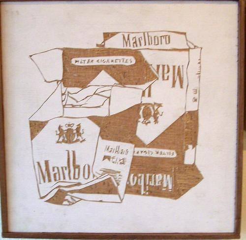 "Nathan Cordero ""Marlboro 1 (Cluster)"""