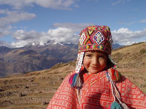 CUSCO, un niño de los Andes