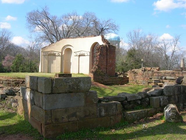 Tuscaloosa Capital Ruins