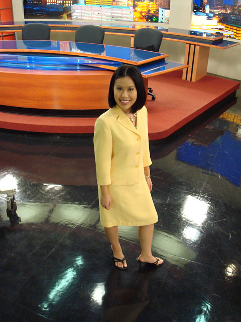 WDRB-TV FOX 41 News Studio | taken by Saqib Siddik: Julie Ta… | Flickr