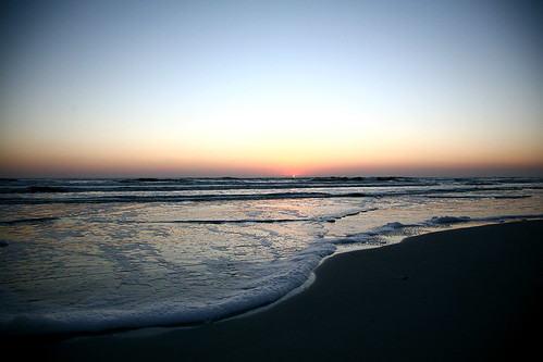 beach water beautiful sunrise sand colours florida tide jacksonville amazingtalent
