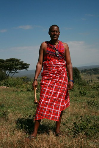 Traditional dress | by Running4Women