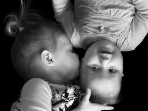 Kiss   by maessive