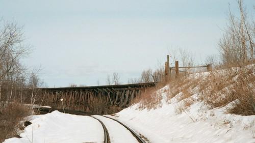 railroad usa heritage wisconsin tracks bridges trains ashland lakesuperior smalltown oredock trestles ashlandcounty
