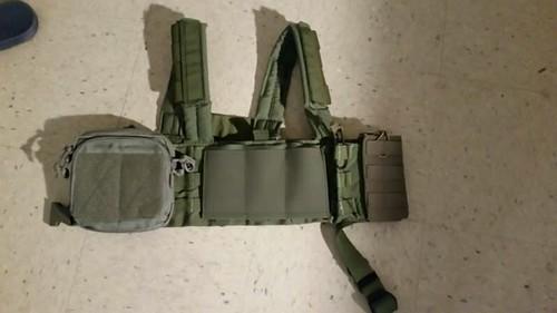 Chest Rig setup Mk1