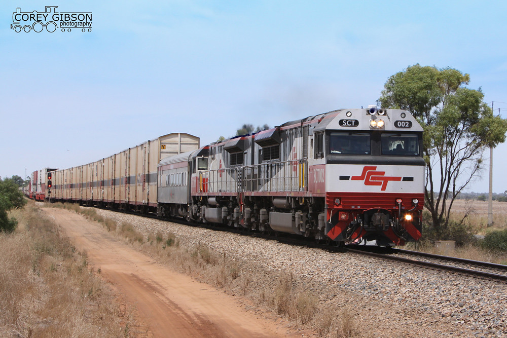 SCT002 & SCT013 with 2MP9 at Two Wells by Corey Gibson