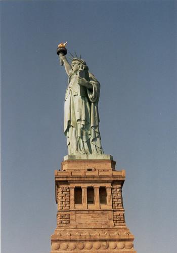La statue de la Liberté I