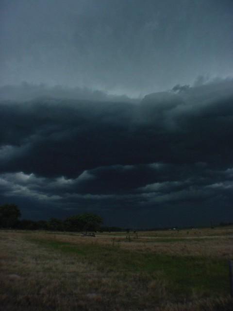 070304 - Strong Mid-Summer Nebraska Thunderstorm