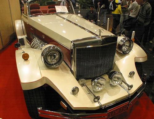 Clenet S II V8 - 1980 - 1 | by Fine Cars
