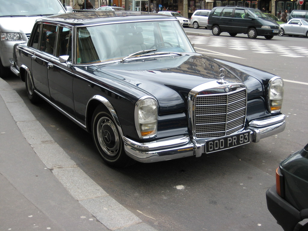 St Germain Mercedes Benz 600   tianimu   Flickr
