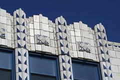 Deco skyline | by repowers