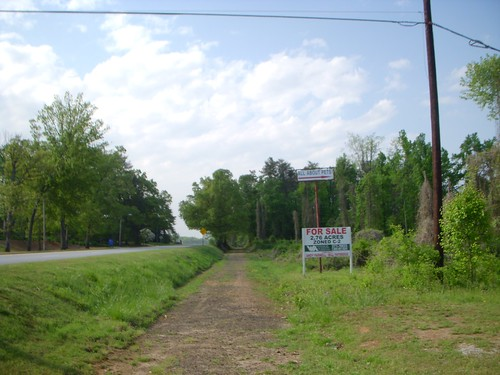 Swamp Rabbit Trail in Travelers Rest   by RandomConnections