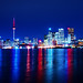 reflections of toronto by paul bica