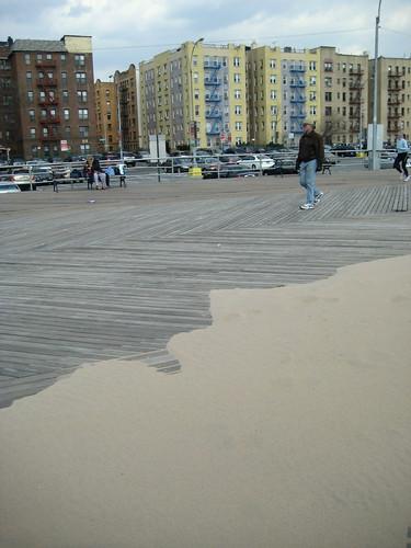 sand vs. boardwalk | by ckirkley