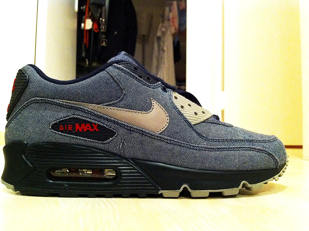 Nike Air Max 90 'Denim Courir Colette Exclusive