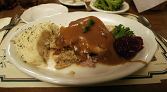 Hart's Turkey Dinner