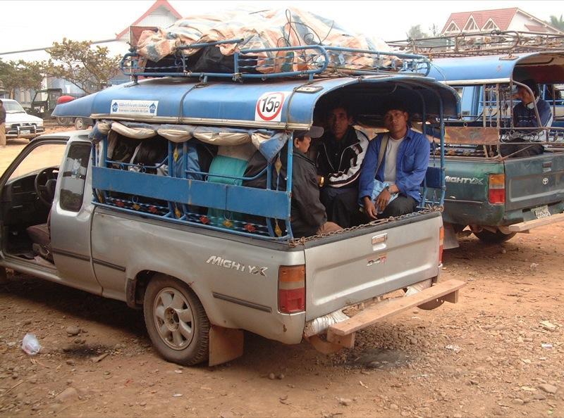 Luang Nam Tha, 3/02/2006