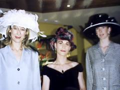models from melbourne cup show