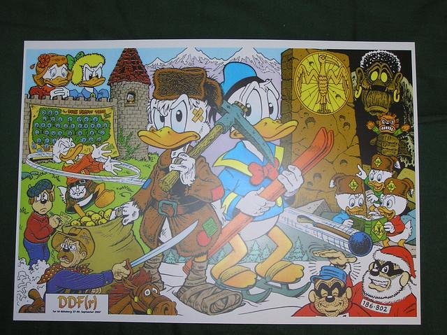 Don Rosa poster