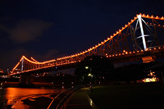 Story Bridge and Kangaroo Point