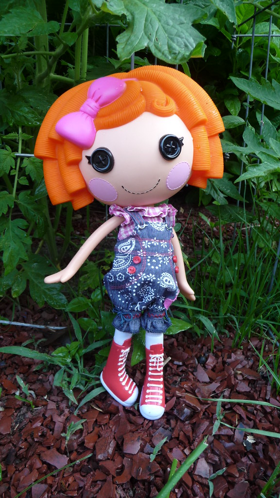 Lalaloopsy Sunny Side Up Sunny Side Up Was Made From A Fa Flickr