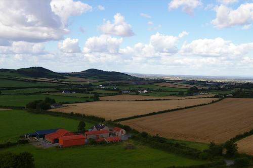 Rock of Dunamase   by IrishFireside
