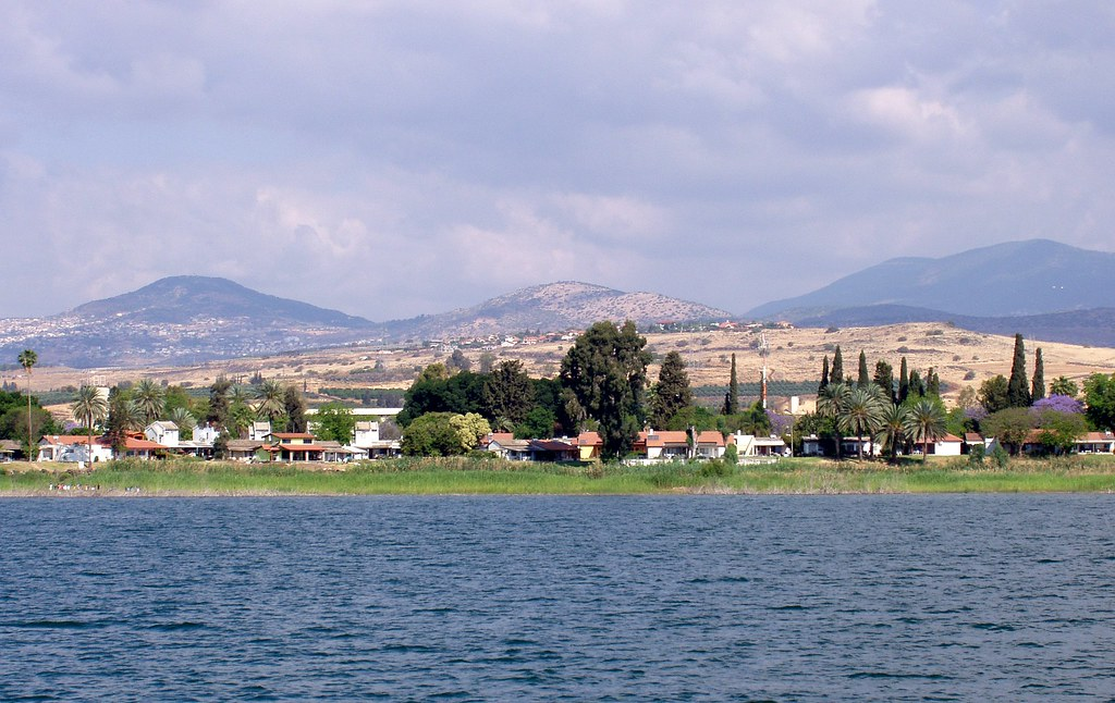 Sea Of Galilee Kibbutz Ginosar Sea Of Galilee View On