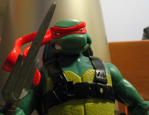 Raphael | by pirate johnny