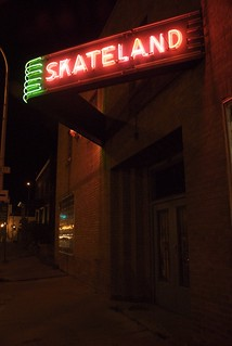 Skateland, Trinidad, CO | by Debora Drower