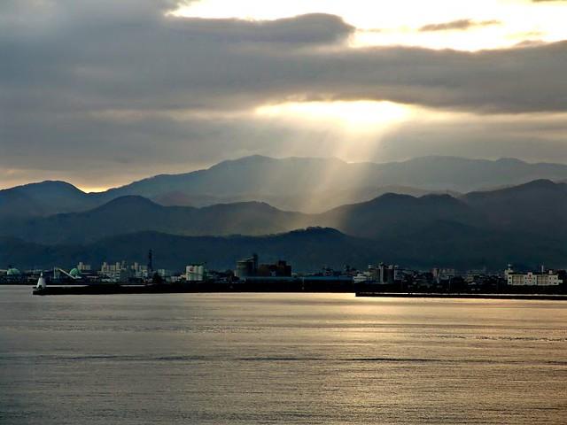 函館港 Hakodate Port