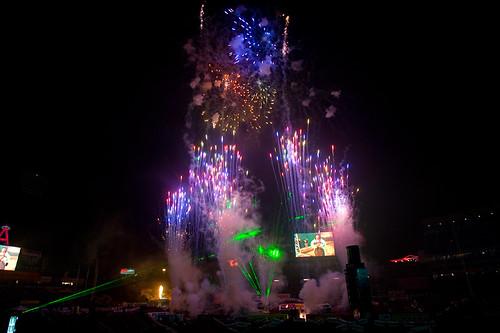 Opening celebration for James Stewart