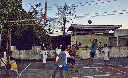 street basketball | by Vic de Vera