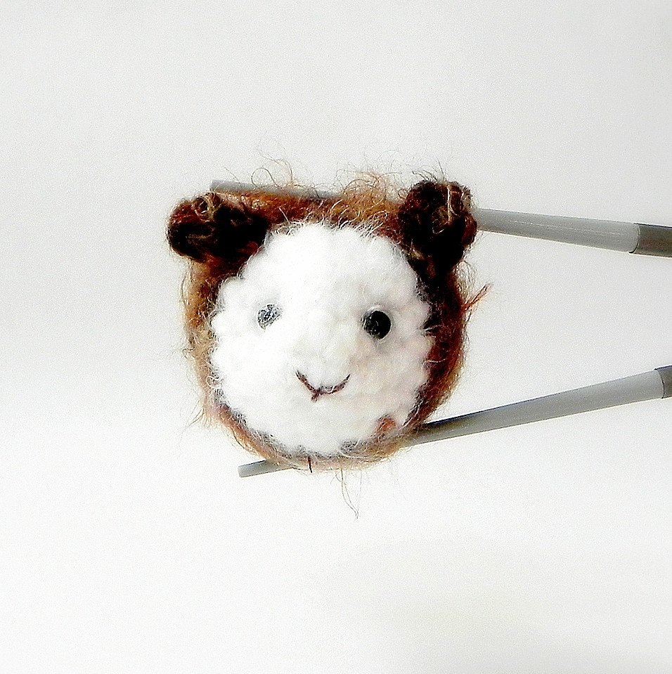 Getting Creative with Little Miss Ling: Crochet guinea pigs | | 959x956