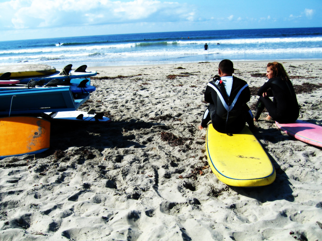 Silver Strand State Beach - awnisALAN