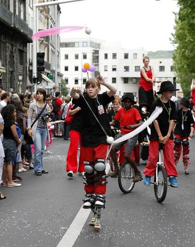 Carnaval de Clermont 2011