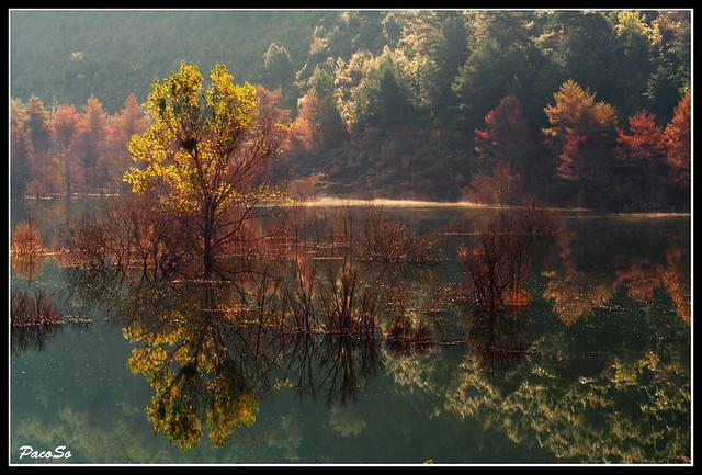 Nagore - Luces colores y reflejos