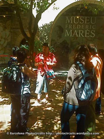 at the Newly renovated Mares Museum | by Barcelona Photocircuits & Photopolis