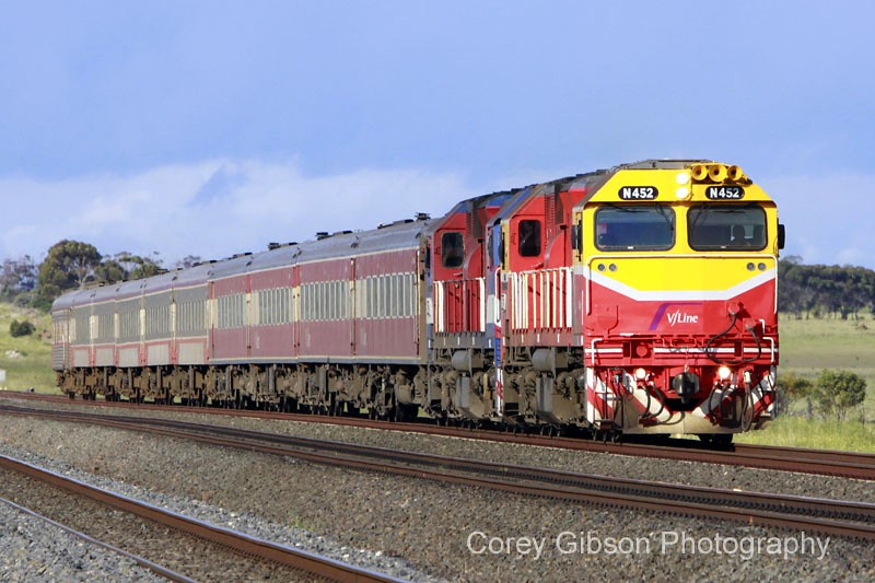 N452 bound for Geelong by Corey Gibson