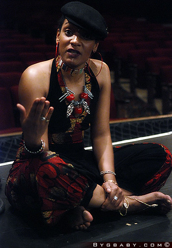 Helene of Les Nubians | by Tafari